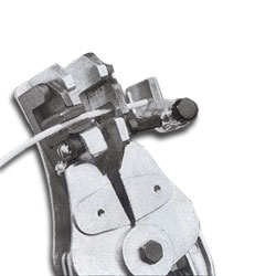 Ideal Transparent Adjustable Wire Stop for Stripmaster Wire Strippers
