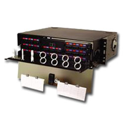 Siemon 48- to 192-Port Rack Mount Interconnect Center, 3 RMS