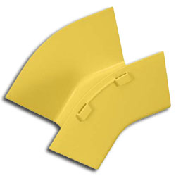 Panduit® 6x4 FiberRunner System Fitting