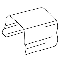 Legrand - Wiremold 500® Series Connection Cover