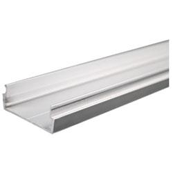Legrand - Wiremold AL2400 Series Aluminum Satin Anodized Plugmold® Base (5 Feet)