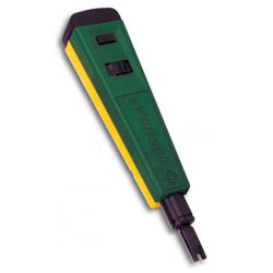 Greenlee Punch Down Impact Tool with 110 Blade