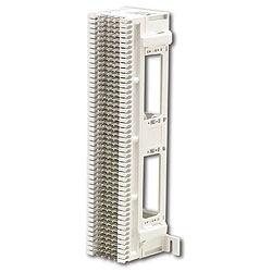 Siemon Eight 6-position, 3-Pair Modular Jacks and 1 Female Connector / USOC (Pack of 50)