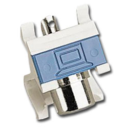 Siemon MAX Angled Module with RCA Connector