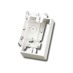 Siemon Surface Mounting Box for Single Gang MAX or CT Faceplate