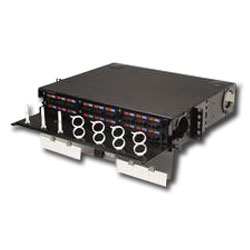 Siemon 36- to 144-Port Rack Mount Interconnect Center, 2 RMS