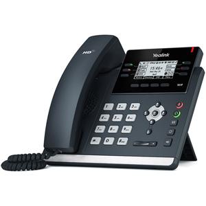 Yealink T41P Ultra Elegant IP Desk Phone
