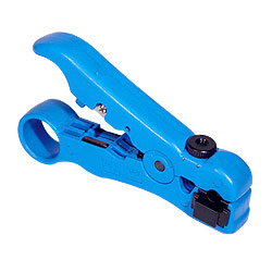 ICC Deluxe UTP and Coax Combo Stripper Tool