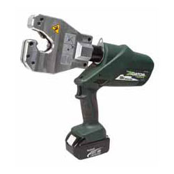 Greenlee Quad-Point L Series Crimping Tool with Open Head