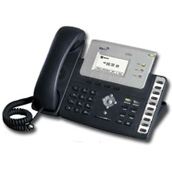 MaVI Systems 336i 8-Line IP Phone with LCD Display