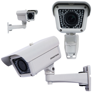 Grandstream 2.1 megapixel Outdoor Day Night Vari-Focal HD IP Camera