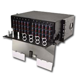Siemon 72- to 288-Port Rack Mount Interconnect Center, 4 RMS