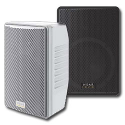 Bogen NEAR SIGNATURE High-Performance Foreground Loudspeaker S5 for 8 Ohms, White