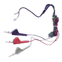 Fluke Networks Line Cord Assembly with Ground Start Cord