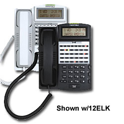 Iwatsu Adix IX-12KTD-3 - 12 Button Digital Display Key Phone