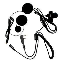 Pryme SPM-800 Series Medium Duty In-Helmet Mic for Icom Radios - Full