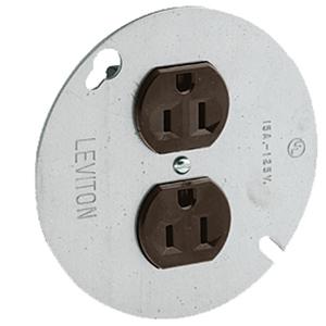Leviton Side Wired 15Amp 125V 4