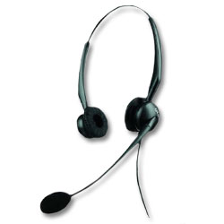 GN Netcom GN2125T Telecoil Headset for Special Needs