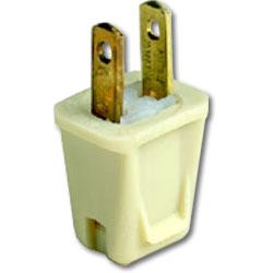 Leviton Polarized Parallel Plug Residential Grade
