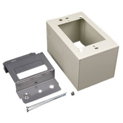 Legrand - Wiremold 2400D Series 1 Gang Device Box Fitting