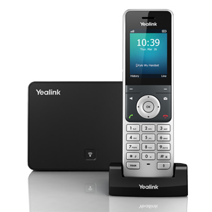 Yealink Cordless VoIP solution for small businesses