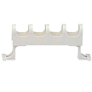 Allen Tel Horizontal Cord Manager with Legs