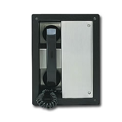 Ceeco Single Number Dialing Phone with Magnetic Hookswitch