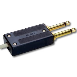 Allen Tel Double Plug With Two 2-Conductor