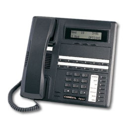 Vertical-Comdial 12 Line Impact SCS Speakerphone with Small Display