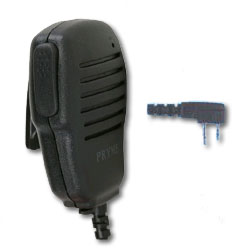 Pryme Small and Light-Duty Speaker-Microphone for Midland Radios