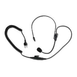 Impact Radio Accessories Platinum Series Behind The Head Single Muff Headset