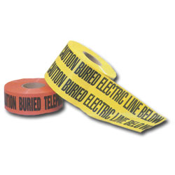 Ideal Non-Detectable Underground Tapes