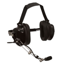 Klein Electronics Inc. High Noise Dual Muff Headset