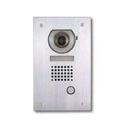 Aiphone Video Door Station, Flush Mount