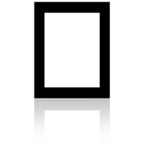 Allen Tel Trim Frame for Galaxy Built-In Phones