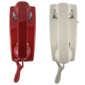 Viking IT Programmable Hot Line Wall Phone