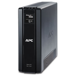 APC Power Saving Back-UPS Pro 1500 Extended Runtime Model 1500 VA
