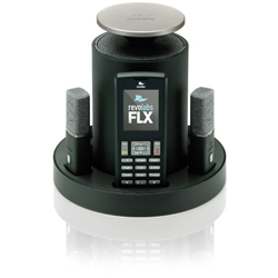 Revolabs - Yamaha UC FLX 2 VoIP SIP System with One Omni-Directional and One Wearable Microphones