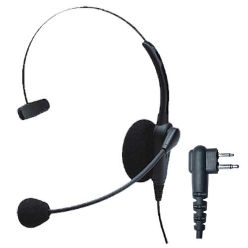 Klein Electronics Inc. Voyager Series Lightweight Over-The-Head Headset