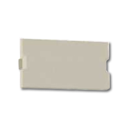 Hubbell Infin-e-Station 1 Unit Blank Module