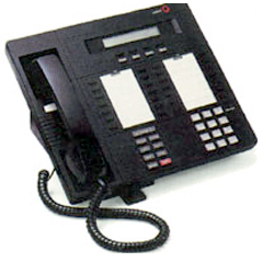 Lucent MLX-28D - 28 Button Phone with LCD