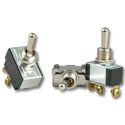 Ideal Heavy-Duty Toggle Switch