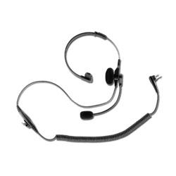Impact Radio Accessories Platinum Series Over the Head OEM Style Metal Headband Single Muff Headset