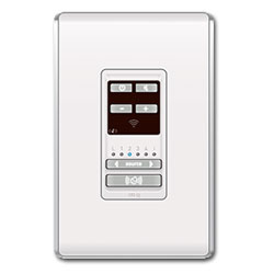 Legrand - On-Q lyriQ™ High Performance Keypad in Studio Design