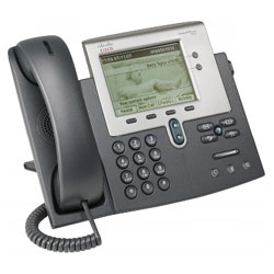 Cisco 7942G Unified IP Phone with 2 Lighted Line Keys