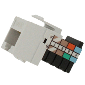Leviton Category 5 (CAT-5)  8-Conductor Connector RJ-45