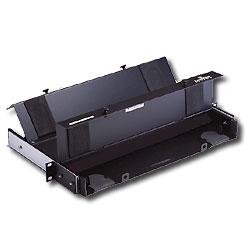 Leviton 24 Port Fiber SC Bulkhead with 3 Duplex Adapters