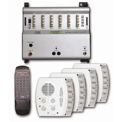 Channel Vision CAT5 Whole House Intercom Kit