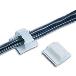 Panduit® Adhesive Backed Beveled Entry Clip