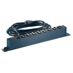 Legrand - Ortronics Rack Mount Power Strip